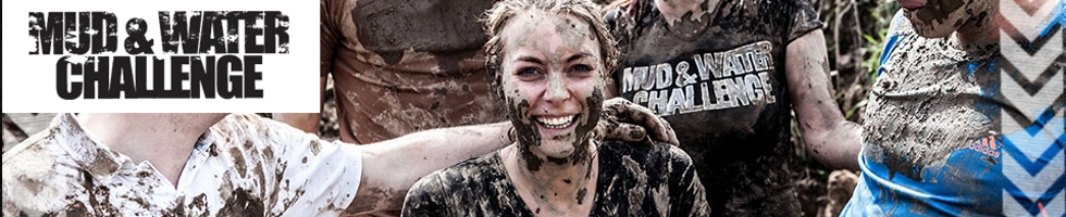 Mud and water challenge op 29-11-2014
