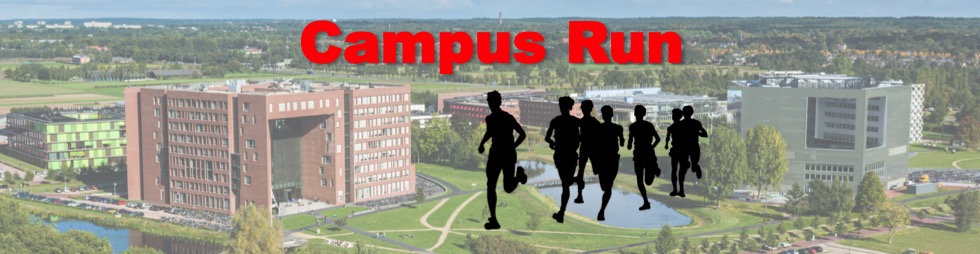 Campus Run op 29-03-2017