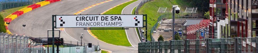 Spa-Francorchamps Run op 09-03-2019